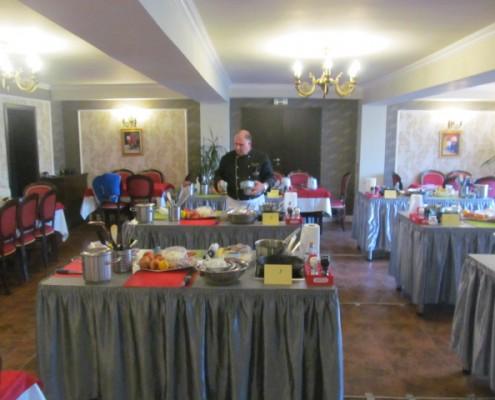 Caprice Team Building culinar